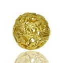 Золотой кулон (П0694)