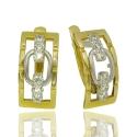 Золотые серьги (С1115)