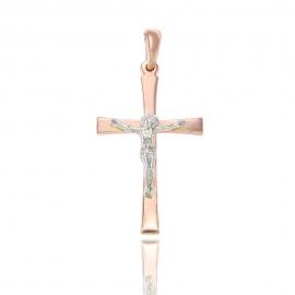 Золотой крестик (П0499)