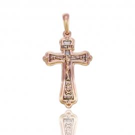 Золотой крестик (П0845)