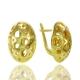 Золотые серьги (С0916)