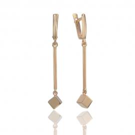 Золотые серьги (С1148)