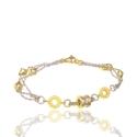 Золотой браслет (35305)