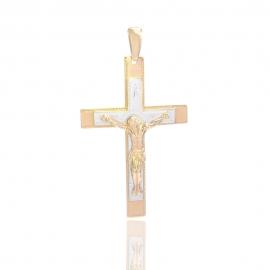 Золотой крестик (53002)