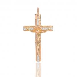 Золотой крестик (38044)