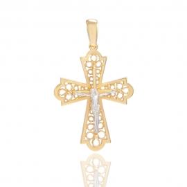 Золотой крестик (49942)