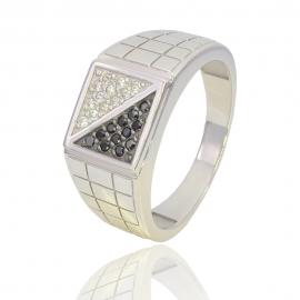 Мужской золотой перстень (К0200)