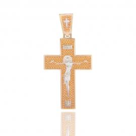 Золотой крестик (П0579)