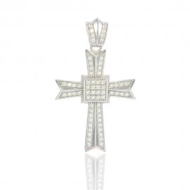 Золотой крестик (П0589)