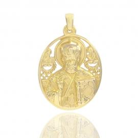 Золотая ладанка (П0597)