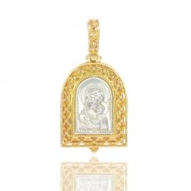 Золотая ладанка (П0644)