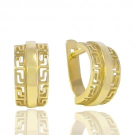 Золоті сережки (14110)