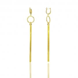 Золоті сережки (Н5509)