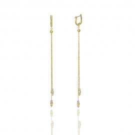 Золоті сережки (Н5514)