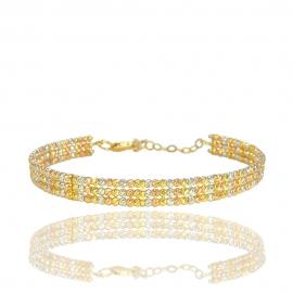 Золотой браслет (Н5520)