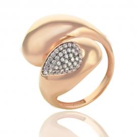 Золотое кольцо с шпинелью (Н5549_1)