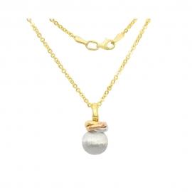 Золоте кольє (Н6019)
