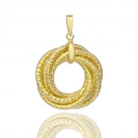 Золотий кулон (Н7013)