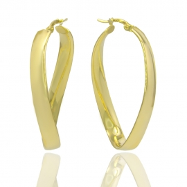 Золотые серьги (Н7018)