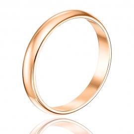 Золотое обручальное кольцо (900)