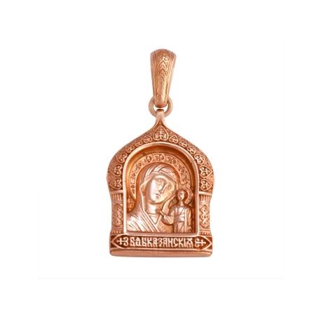 Золотой кулон  (П0155)