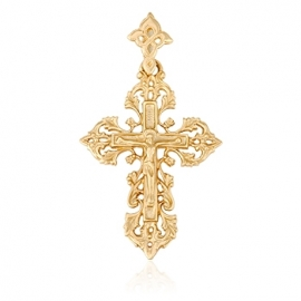 Золотой Крестик (П0189)
