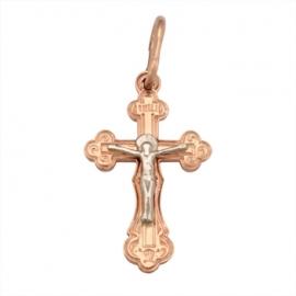 Золотой крестик (402)