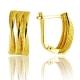Золотые серьги  (С0949)