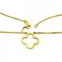 Золотое колье (КЛ0176)