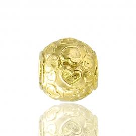 Золотой кулон  (П0643)