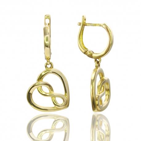 Золотые серьги  (С0951)