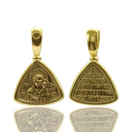 Золотая ладанка (П0806)