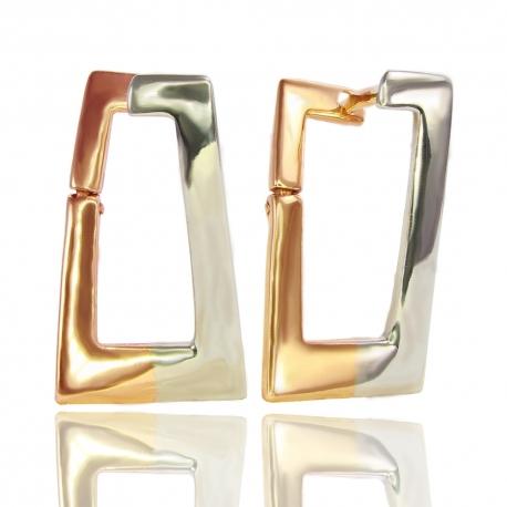 Золотые серьги(С1017)