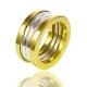 Золотое кольцо (К0305 широкое)