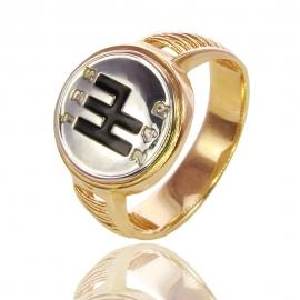 Золотой перстень (К0976)