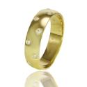 Золотое обручальное кольцо (К1339)